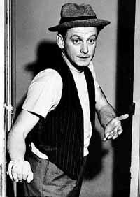 Ed Norton (Art Carney) in The Honeymooners