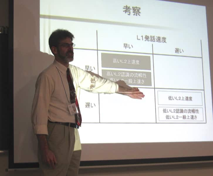 Presentation at Japan Association of Education Psychology 2012 in Okinawa