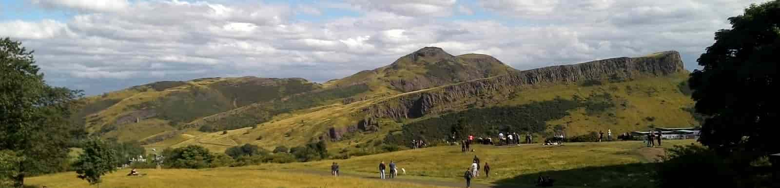 Edinburgh, Scotland - Arthur's Seat
